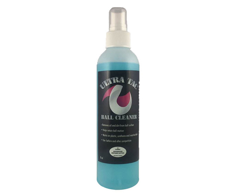 Bowlingballfactory.com Ultra Tac Remove All Bowling Ball Cleaner - 8 fl oz