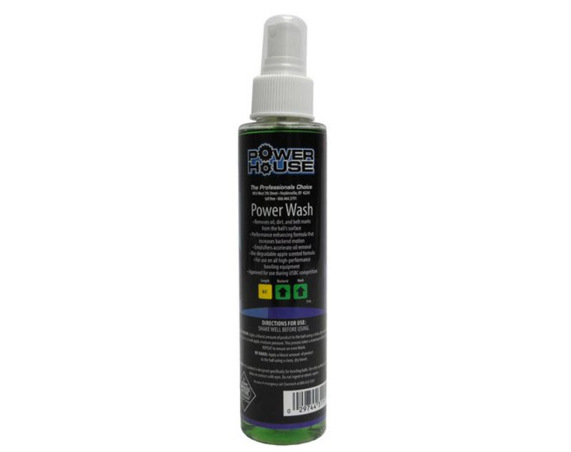 Ebonite Power Wash Ball Cleaner, 5 Oz