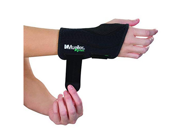 Mueller Green Fitted Brace Large & Extra Large