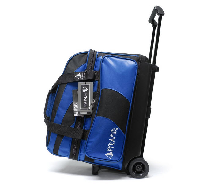 Pyramid path Deluxe Durable Roller Bowling Bag