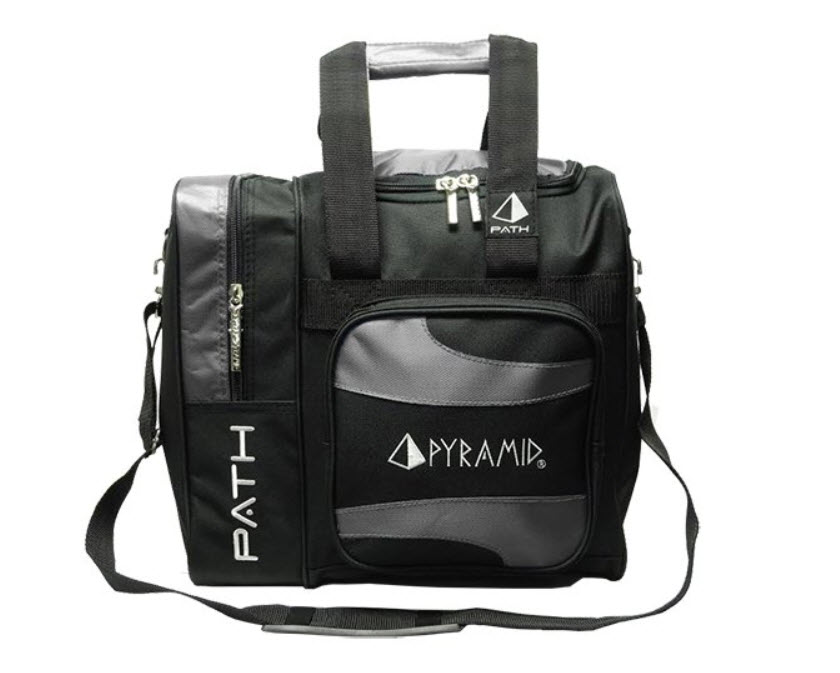 Pyramid Path Deluxe Single Tote Bowling Bag